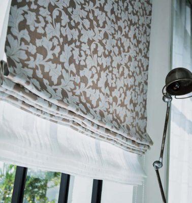 rèm roman dùng cho cửa sổ